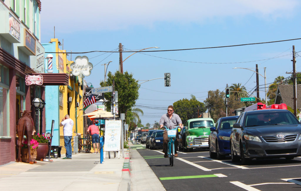Bike Lanes on Broadway