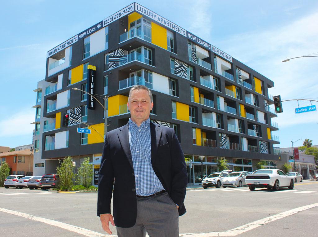 Sares-Regis Group VP Residential Development David Powers