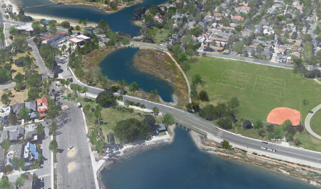 Lagoon rendering