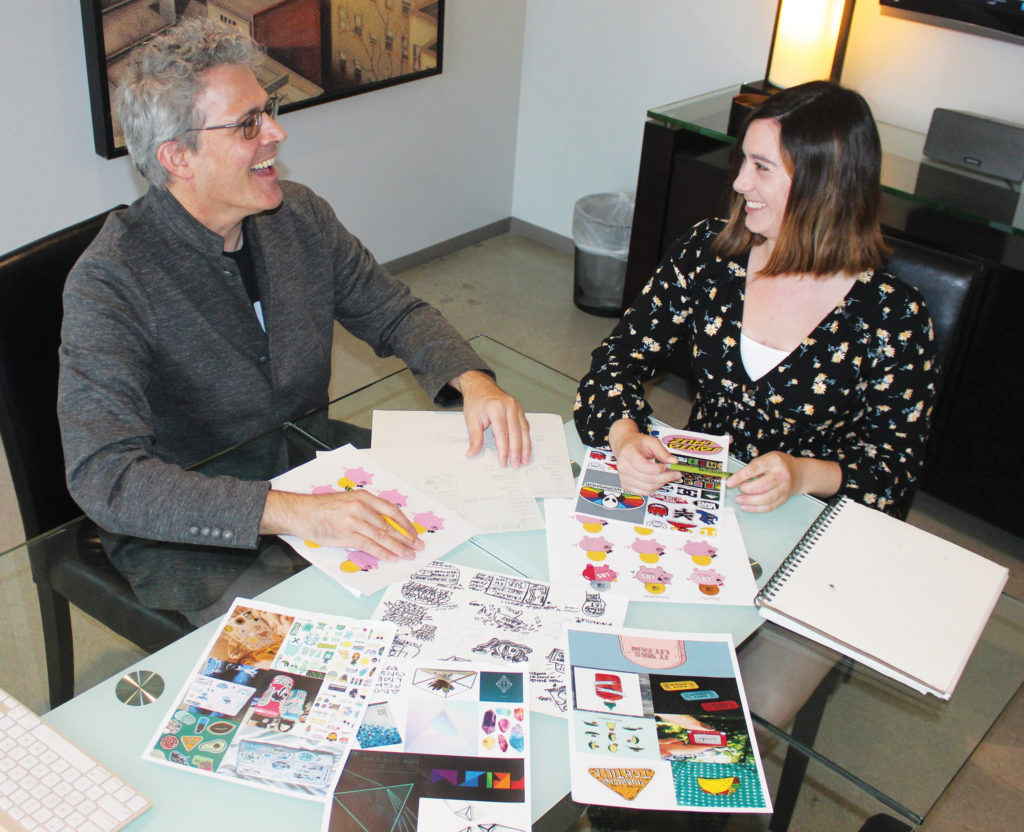 ETA Agency Creative Director Jan Montoya