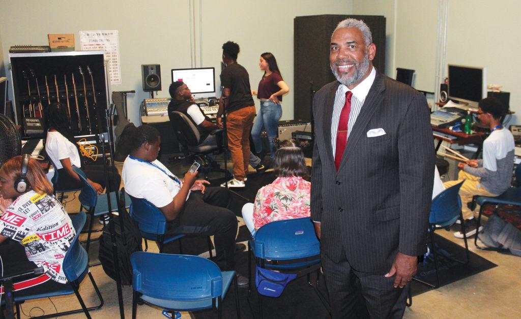 Long Beach Community Action Partnership Darick Simpson