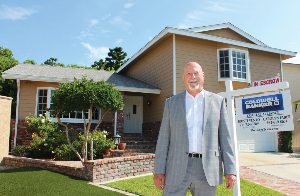 Coldwell Banker Coastal Alliance CEO and President Phil Jones