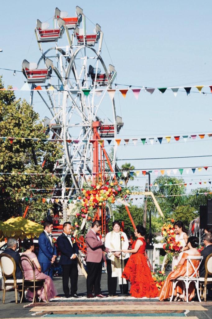 Wedding Street Carnival