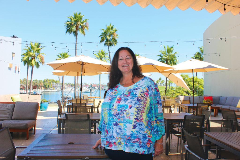Aquarium of the Pacific Senior Catering Manager Tamera Schultz