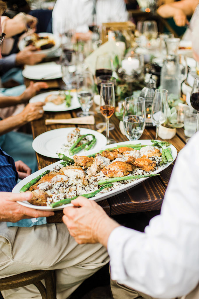 Wedding Dinner Primal Alchemy