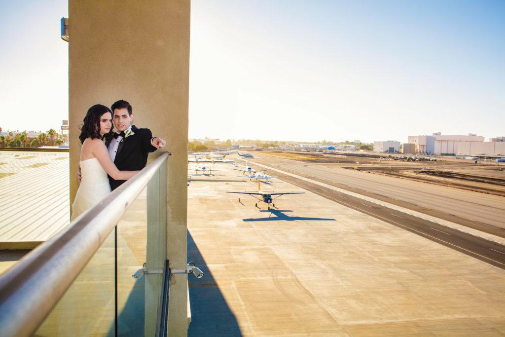 Wedding Long Beach Airport