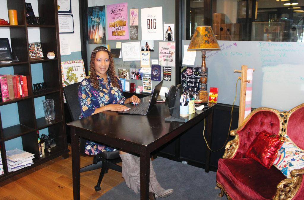 Wonder Women Tech Founder Lisa Mae Brunson