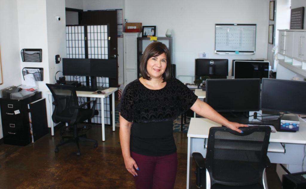 Alternatives for Vets Founder Veronica Lira
