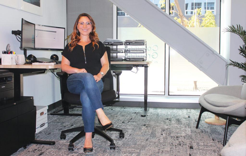 HP & Co LLC Founder Hannah Peaslee