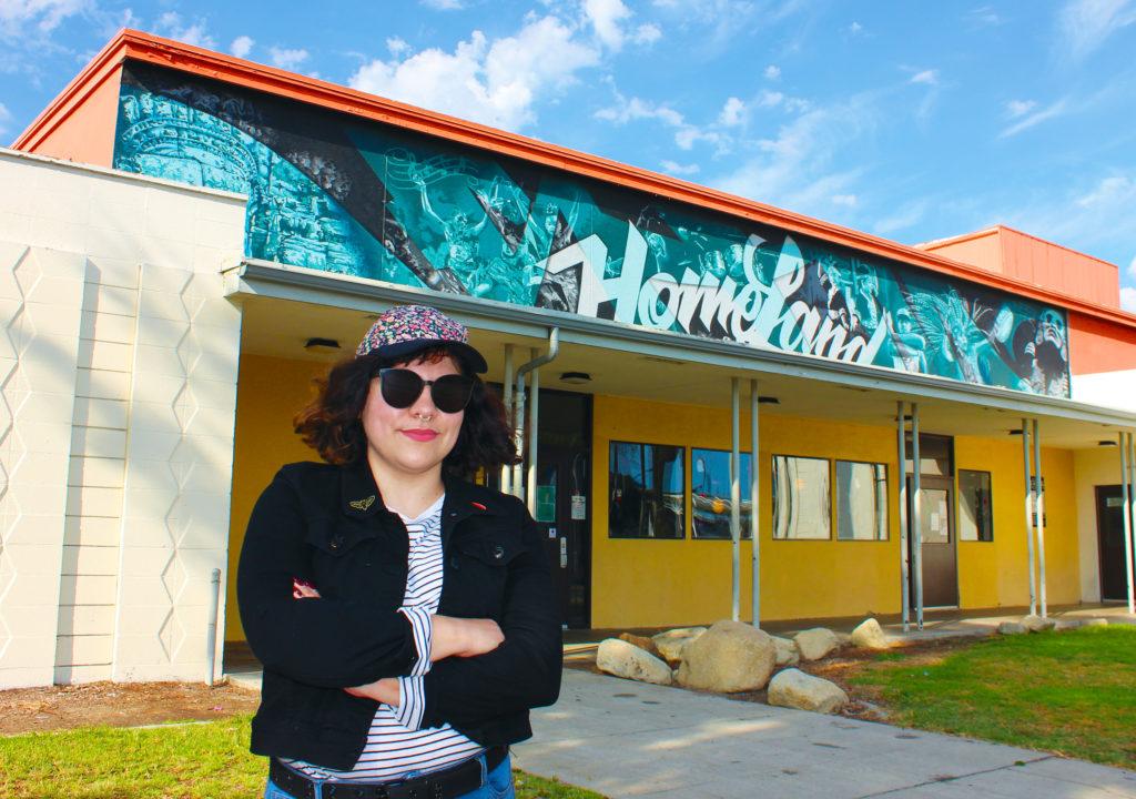 Arts Council for Long Beach Program Manager Cynthia Lujan