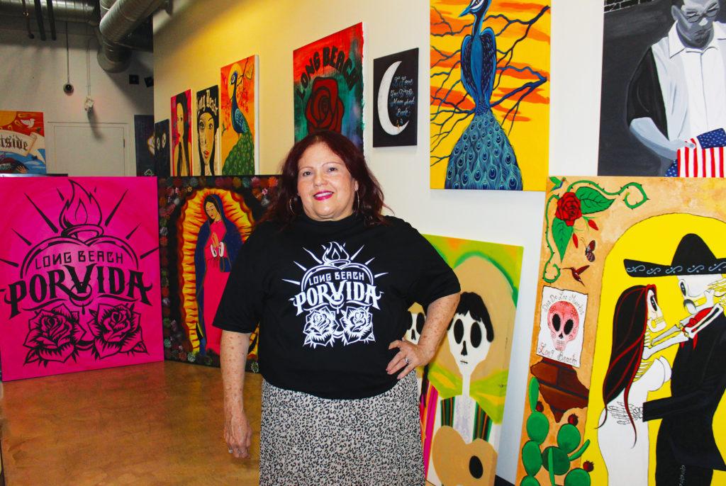 Centro CHA Executive Director Jessica Quintana