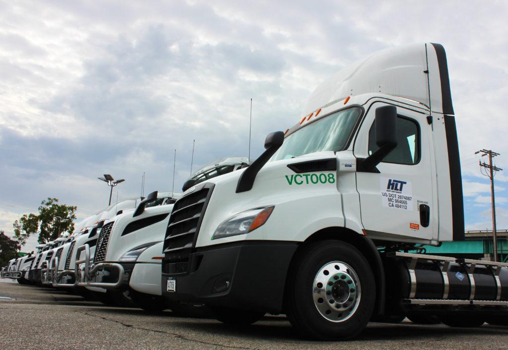 TTSI Renewable Natural Gas Trucks