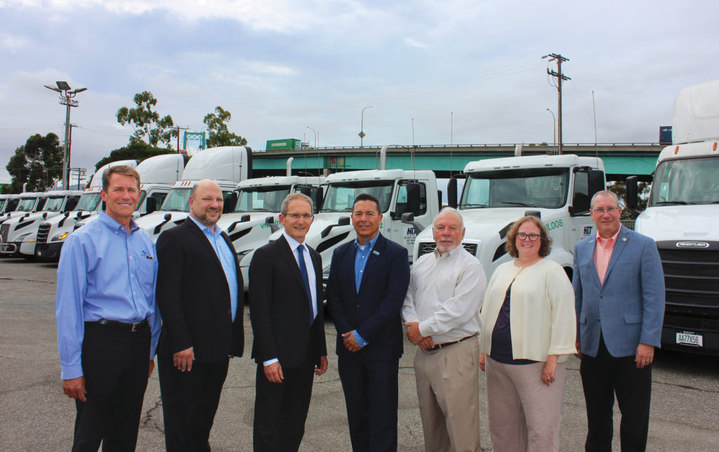 Green Trucks Event