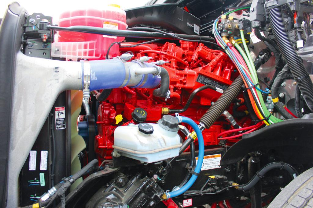 Renewable Natural Gas Engine