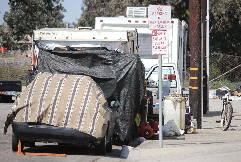 Homelessness Westside Long Beach