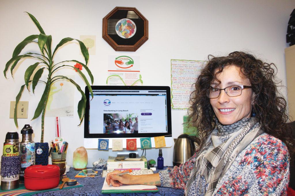 Micaela Salatino Long Beach Time Exchange