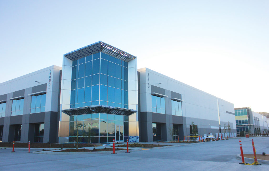 Pacific Edge industrial real estate