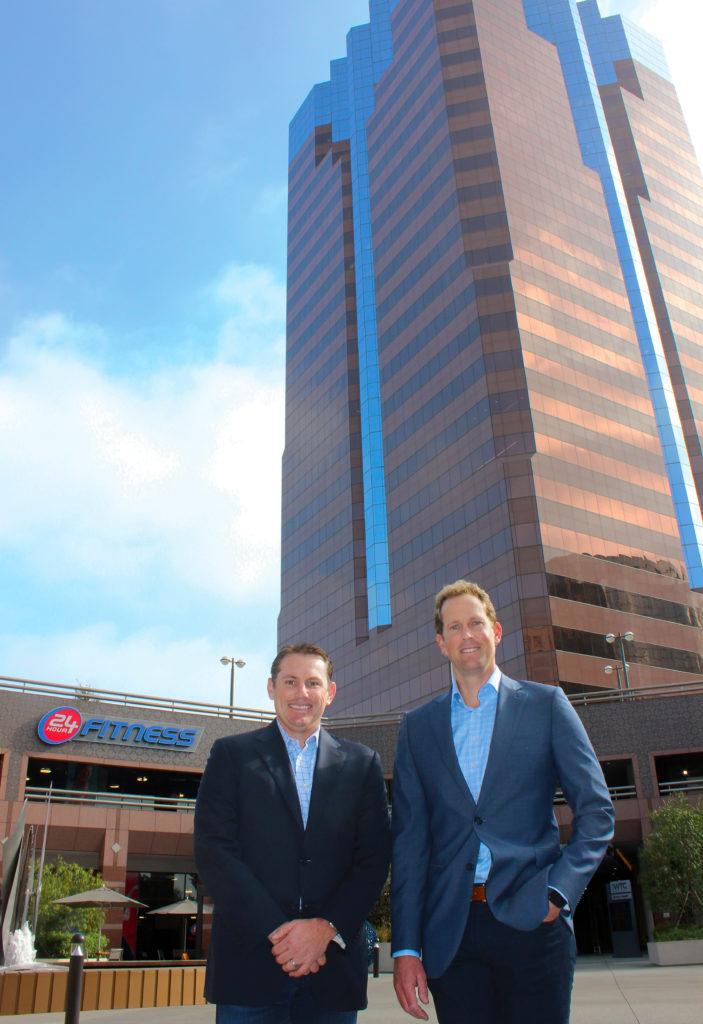 Sean Rawson and John Drachman, Waterford Property Company