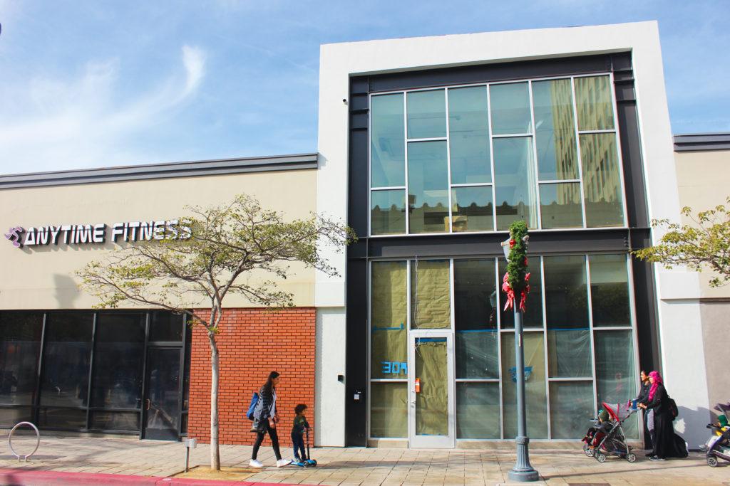 Shaun Lumachi Innovation Center facade