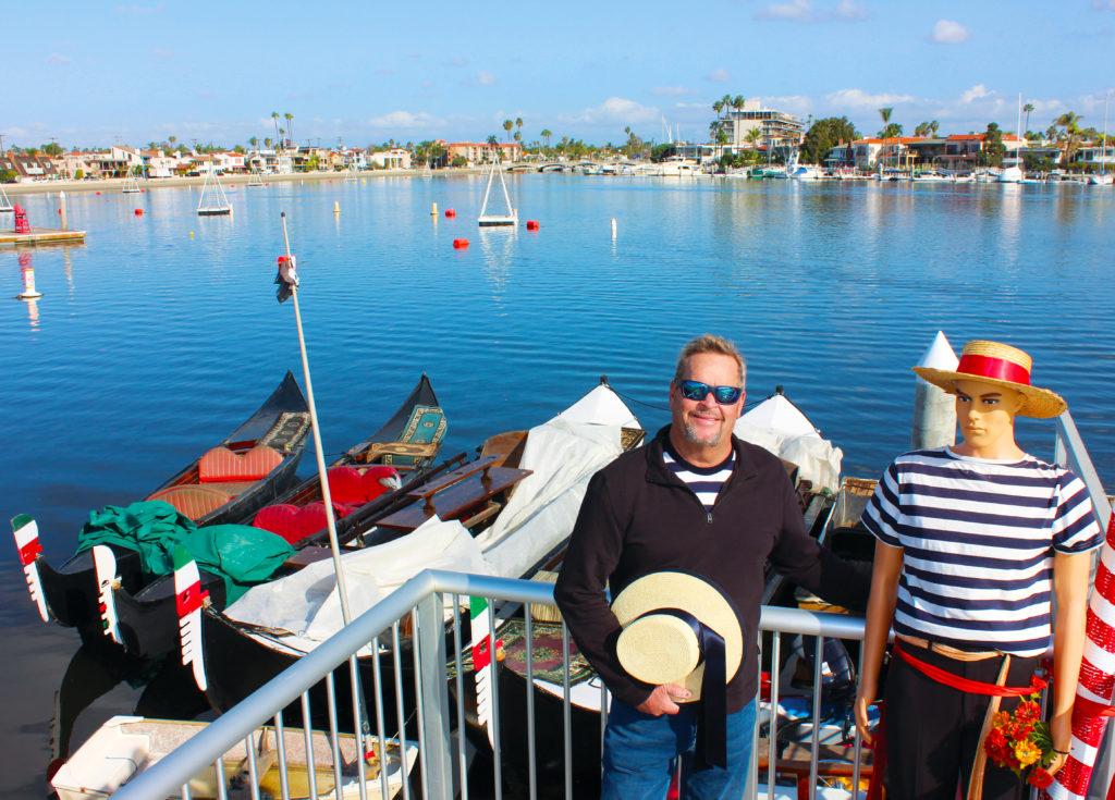 Michael O'Toole, The Gondola Getaway