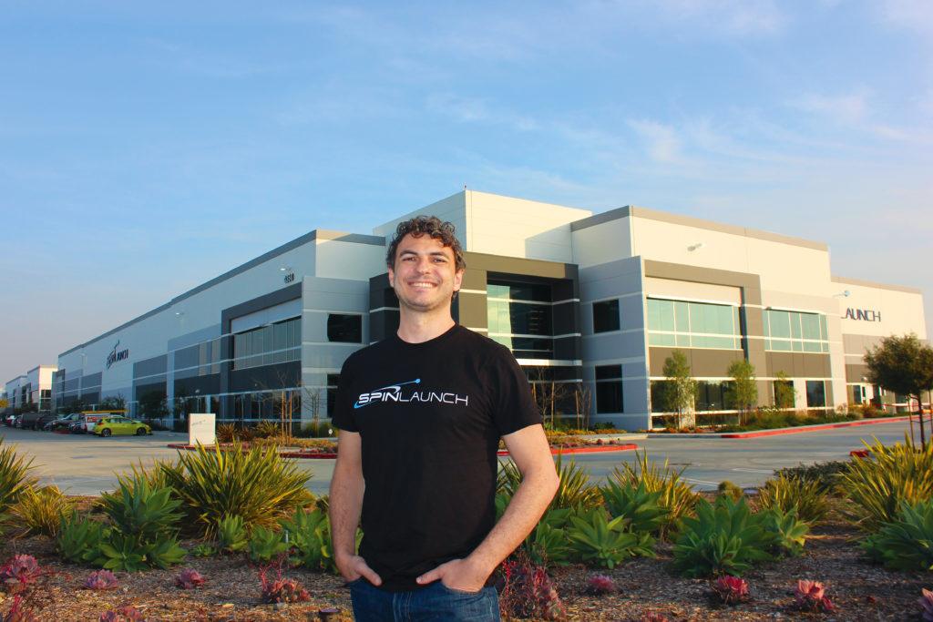 SpinLaunch CEO Jonathan Yaney